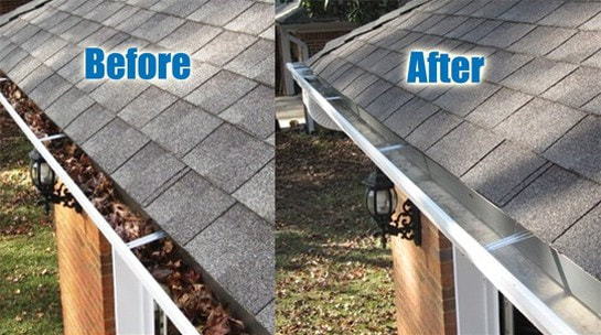 Gutter Cleaning Service Sheffield